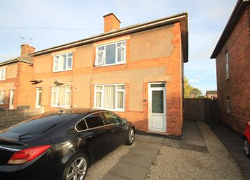 Thumbnail 3 bed semi-detached house to rent in Bradgate Road, Barwell, Leicester