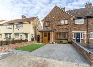 Thumbnail 3 bed end terrace house for sale in Boucher Drive, Northfleet, Gravesend, Kent