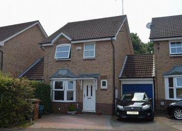 Thumbnail 3 bed link-detached house to rent in Langsett Close, Beau Manor, Northampton
