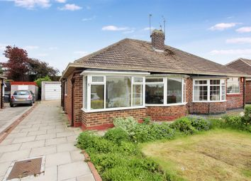 Thumbnail 2 bed semi-detached bungalow for sale in Kennerleigh Grove, Whitkirk, Leeds