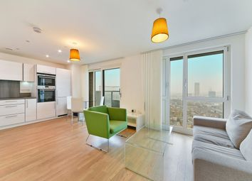 Thumbnail 1 bed flat for sale in No 1 The Plaza, Marner Point, Bow