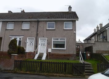 Thumbnail 2 bed terraced house for sale in Burnside Road, Newarthill, Motherwell