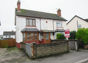 Thumbnail 2 bedroom semi-detached house for sale in Pengwern Road, Ely, Cardiff
