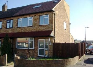 Thumbnail 4 bed semi-detached house to rent in Rainham, Essex