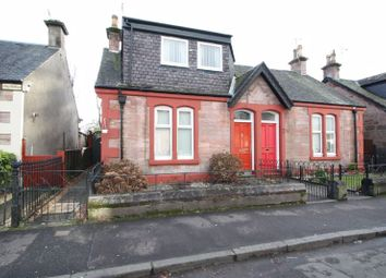 Thumbnail 4 bedroom semi-detached house for sale in Hill Street, Alloa