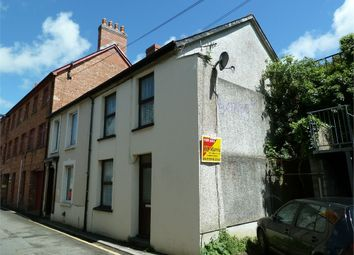 Thumbnail 2 bed end terrace house for sale in Queens Terrace, Cardigan, Ceredigion