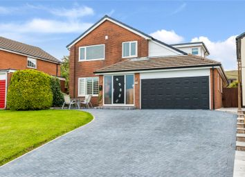 Thumbnail 4 bedroom property for sale in Cox Green Close, Egerton, Bolton