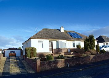 Thumbnail 3 bed semi-detached bungalow for sale in Marle Park, Alloway, Ayr