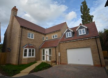Thumbnail 4 bed detached house for sale in Mill Lane, Westbury, Brackley
