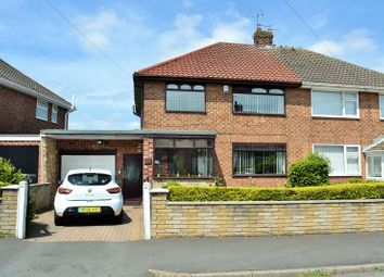 Thumbnail 3 bed semi-detached house for sale in Rugby Drive, Aintree, Liverpool