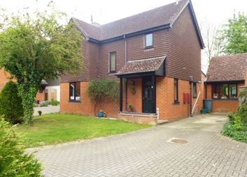 Thumbnail 4 bed detached house for sale in Oldfield View, Hartley Wintney, Hook