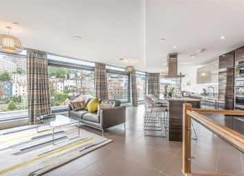 Thumbnail 2 bed flat for sale in Colston Avenue, Bristol