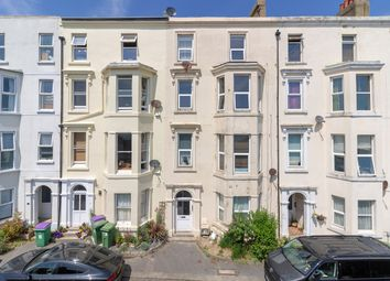 Thumbnail 1 bed flat for sale in The Crescent, Sandgate, Folkestone