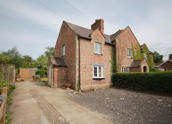 Thumbnail 2 bed semi-detached house for sale in West End Cottages, Baldersby, Thirsk