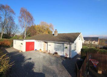 Thumbnail 3 bed detached bungalow for sale in Llanfihangel Talyllyn, Brecon