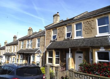 Thumbnail 3 bed terraced house for sale in St. Kildas Road, Bath