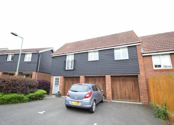 Thumbnail 1 bed mews house for sale in Hales Barn Road, Haverhill