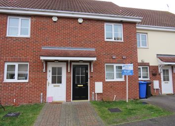 Thumbnail 2 bed terraced house to rent in Amber Drive, Kessingland, Lowestoft
