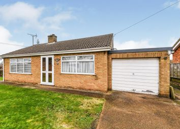 Thumbnail 2 bed detached bungalow for sale in Powers Place, Hilgay, Downham Market