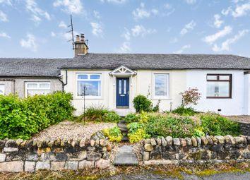 Thumbnail 2 bed terraced house for sale in Burnton, Dalmellington, Ayr