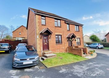 2 bed semi-detached house for sale in Merlin Way, Torquay TQ2