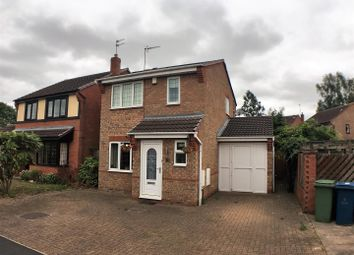 Thumbnail 3 bed detached house for sale in Charterhouse Avenue, Stafford