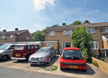 Thumbnail 3 bed semi-detached house for sale in Applegarth Avenue, Guildford