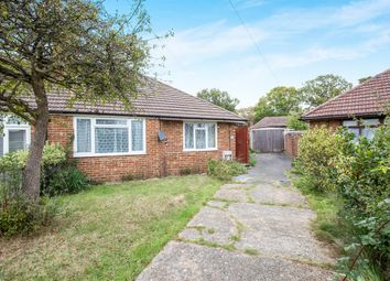 Thumbnail 3 bed semi-detached bungalow for sale in Manor Close, Burgess Hill