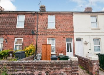 Thumbnail 2 bed terraced house for sale in Leaf Road, Eastbourne