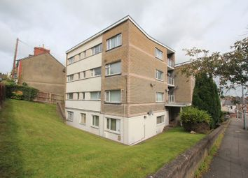 Thumbnail 1 bed flat for sale in Weston Court, Holton Road, Barry
