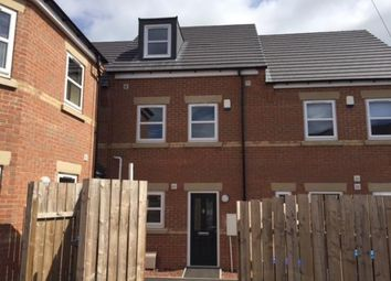 Thumbnail 3 bed town house to rent in Horsley Close, Stanley