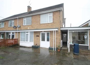 Thumbnail 3 bed semi-detached house to rent in Westbury, Shrewsbury
