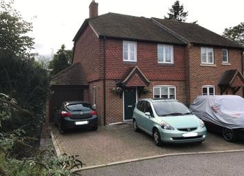 Thumbnail 4 bed end terrace house for sale in Elmbridge Lane, Woking
