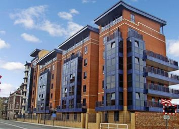 Thumbnail 3 bed flat for sale in Canute Road, Ocean Village, Southampton