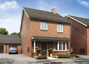 Thumbnail 3 bed detached house for sale in Creswell Manor, Eccleshall Road, Stafford