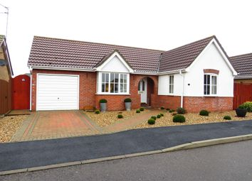 Thumbnail 2 bed detached bungalow for sale in Alftruda Close, March