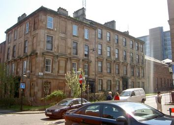 Thumbnail 3 bed flat to rent in Rose Street, Glasgow