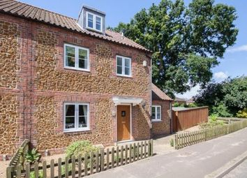 Thumbnail 4 bed end terrace house for sale in Lynn Road, Snettisham, Norfolk