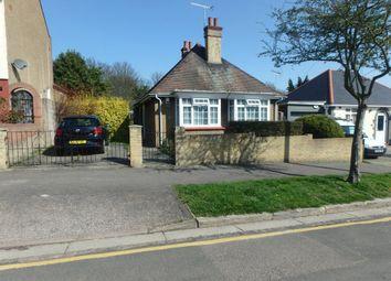 Thumbnail 3 bed detached bungalow for sale in Parrock Avenue, Gravesend