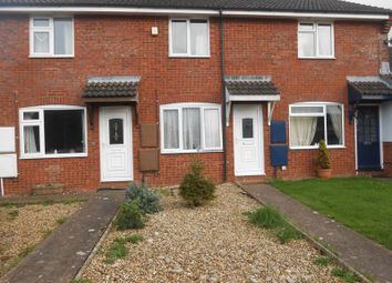 Thumbnail 2 bed terraced house for sale in Celandine Mead, Taunton
