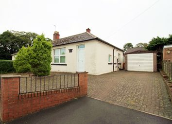 Thumbnail 3 bedroom semi-detached bungalow for sale in The Wayside, Longtown Road, Brampton