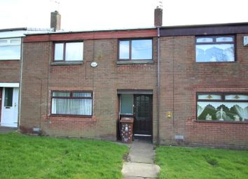 Thumbnail 3 bed town house to rent in Park Road, St Helens, Merseyside