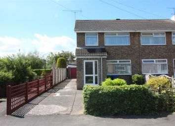 Thumbnail 3 bedroom semi-detached house for sale in St. Annes Drive, Cottingham