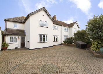 Thumbnail 4 bed semi-detached house for sale in Upper Rainham Road, Hornchurch