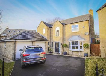 Thumbnail 4 bed detached house for sale in Lightoller Close, Chorley, Lancashire
