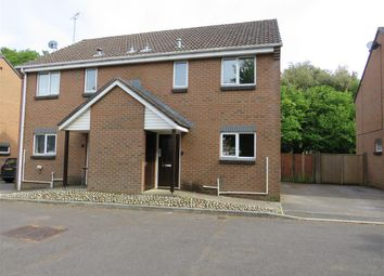 2 bed semi-detached house for sale in Manton Close, Hamworthy, Poole BH15