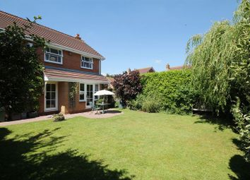 Thumbnail 4 bedroom detached house for sale in Hales Horn Close, Bradley Stoke, Bristol