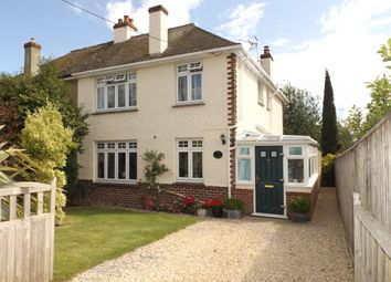 Thumbnail 3 bed semi-detached house to rent in Primley Road, Sidmouth