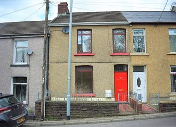 Thumbnail 3 bed terraced house for sale in Neath Road, Crynant, Neath