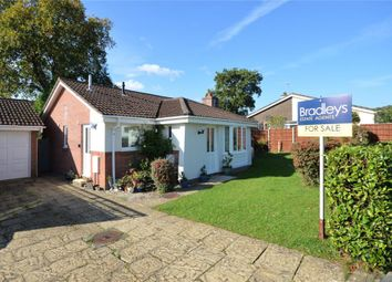 Thumbnail 2 bed detached bungalow for sale in Drake Road, Bovey Tracey, Newton Abbot, Devon